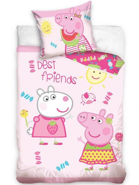 Bettwäsche Peppa Pig Pp8027 Produkty Licencyjne I Dla Dzieci